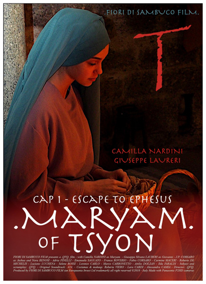 Trailer Maryam of Tsyon - Cap I - Escape To Ephesus