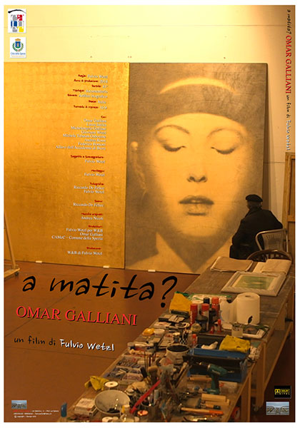 Trailer A matita? Omar Galliani