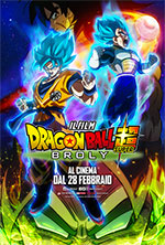 Poster Dragon Ball Super: Broly - Il Film  n. 0