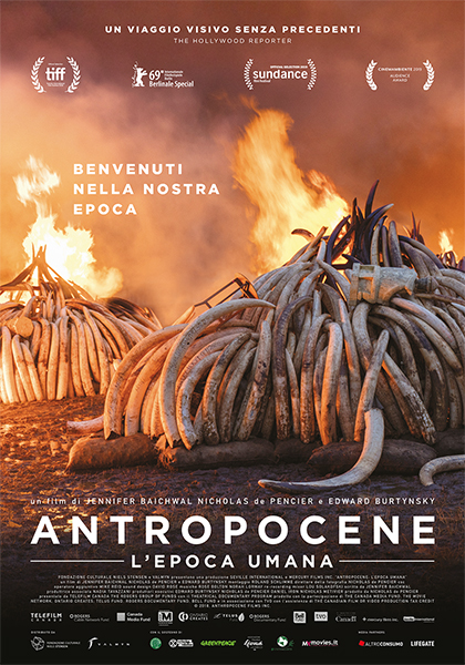 Trailer Anthropocene: The Human Epoch