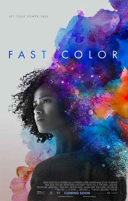 Locandina italiana Fast Color