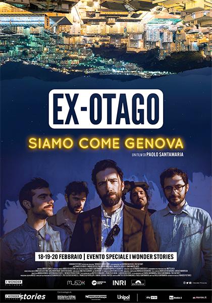 Trailer Ex-Otago - Siamo come Genova