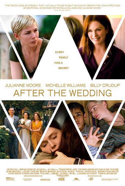 Poster Dopo il matrimonio