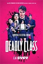 Poster Deadly Class  n. 0
