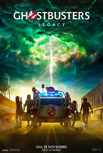 Trailer Ghostbusters - Legacy