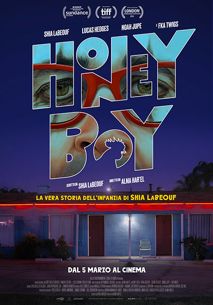 Trailer Honey Boy
