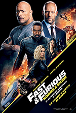 Poster Fast & Furious - Hobbs & Shaw  n. 0