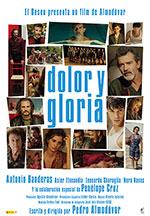 Poster Dolor y Gloria  n. 1