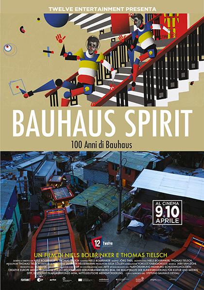 Trailer Bauhaus Spirit - 100 anni di Bauhaus