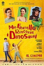 Trailer Mio fratello rincorre i dinosauri
