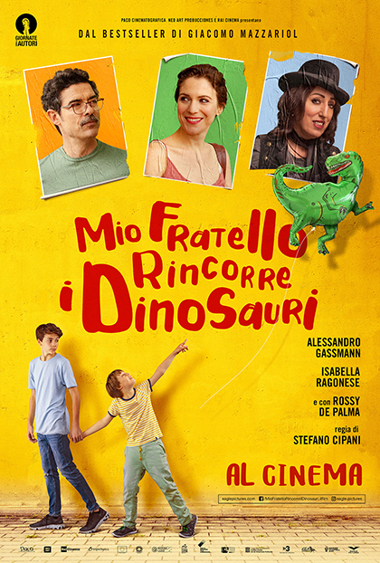 Mio fratello rincorre i dinosauri - Film (2019) - MYmovies.it