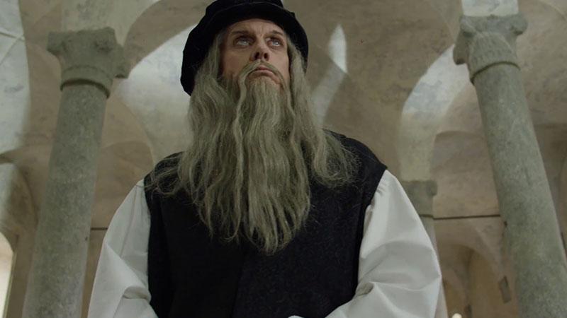 Essere Leonardo da Vinci - Un'intervista impossibile