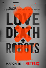 Trailer Love Death + Robots