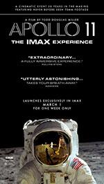 Poster Apollo 11  n. 1