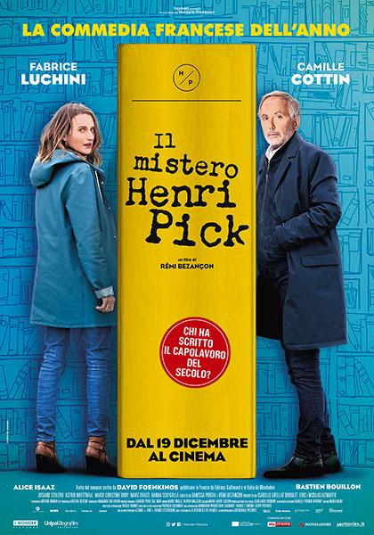Trailer Il Mistero Henri Pick