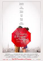 Trailer Un giorno di pioggia a New York