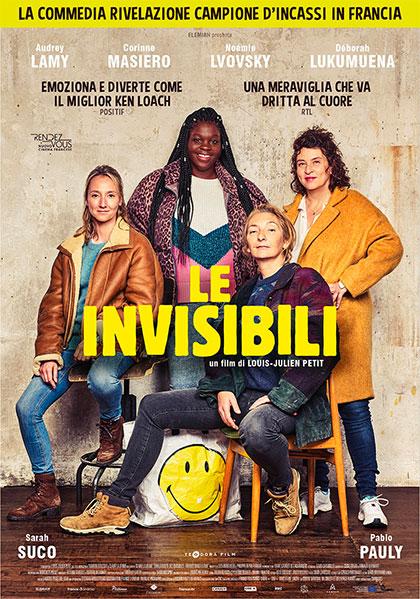 Locandina italiana Le Invisibili
