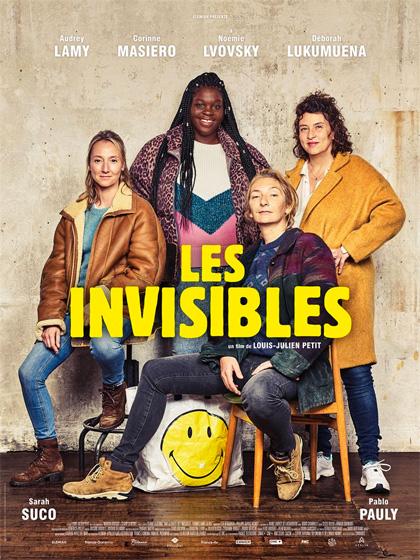 Poster Le Invisibili