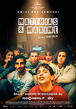 Poster Matthias & Maxime  n. 0