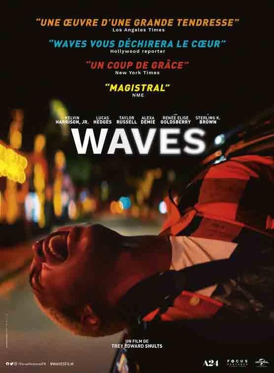 Trailer Waves - Le onde della vita