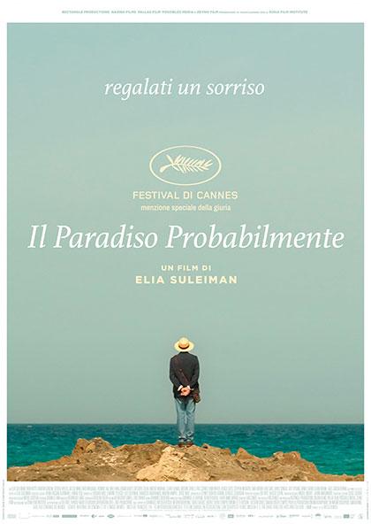 Locandina italiana Il Paradiso Probabilmente