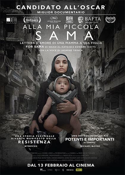 Locandina italiana Alla mia piccola Sama