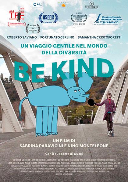 Trailer Be Kind - Un viaggio gentile all'interno della diversità