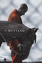 Poster The Mustang  n. 0