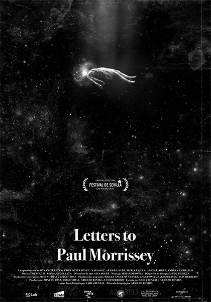 Trailer Letters To Paul Morrisey