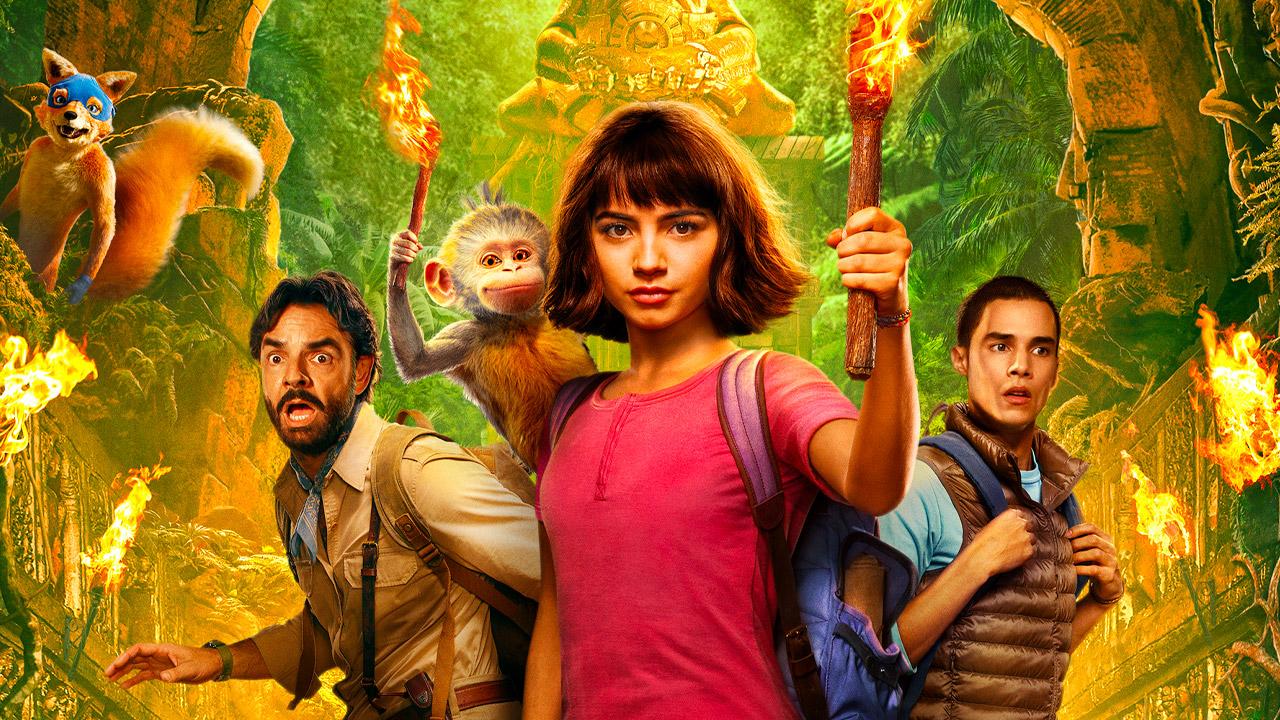 Dora e la città perduta, la versione live-action non restituisce la magia originale