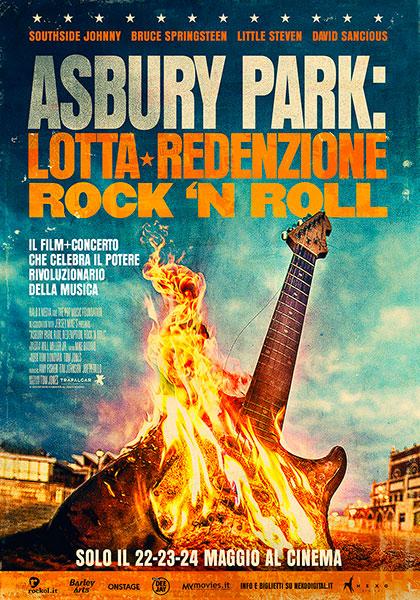 Trailer Asbury Park: Lotta, Redenzione, Rock and Roll.