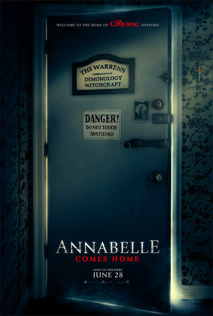 Poster Annabelle 3