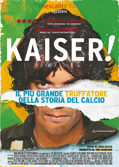 Trailer Kaiser! Il più grande truffatore della storia del calcio
