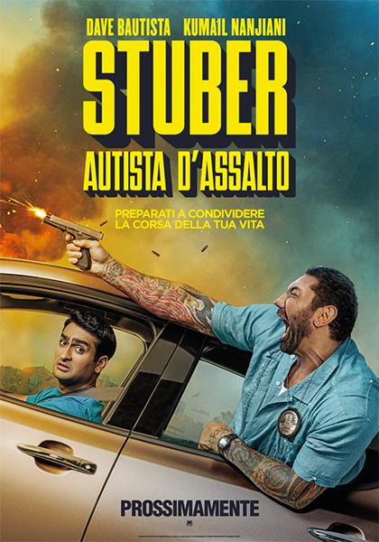 Trailer Stuber - Autista d'Assalto