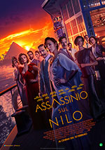 Poster Assassinio sul Nilo  n. 0