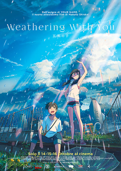 Trailer Weathering With You
