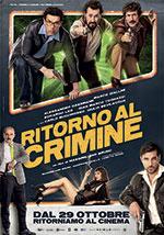 Poster Ritorno al crimine  n. 0