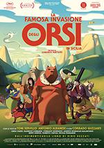 Poster La famosa invasione degli orsi in Sicilia  n. 0