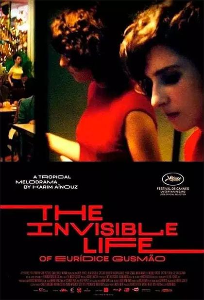 Poster La vita invisibile di Euridice Gusmao