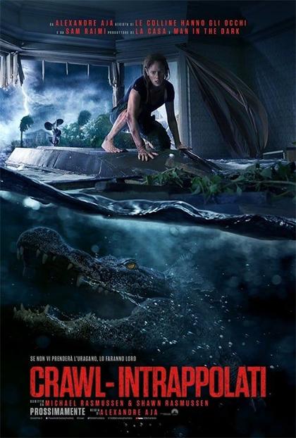 Trailer Crawl - Intrappolati