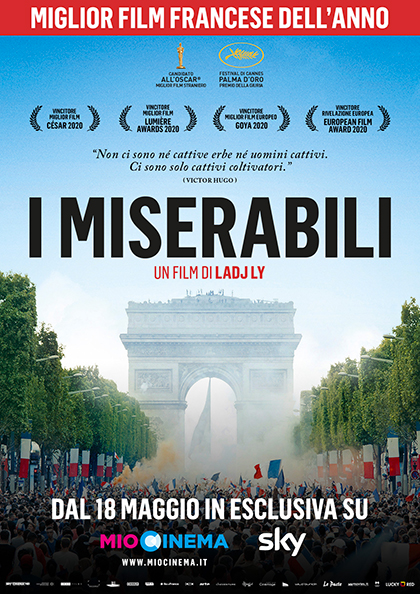 I Miserabili - Film (2019) - MYmovies.it