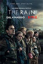 Poster The Rain - Stagione 1  n. 0