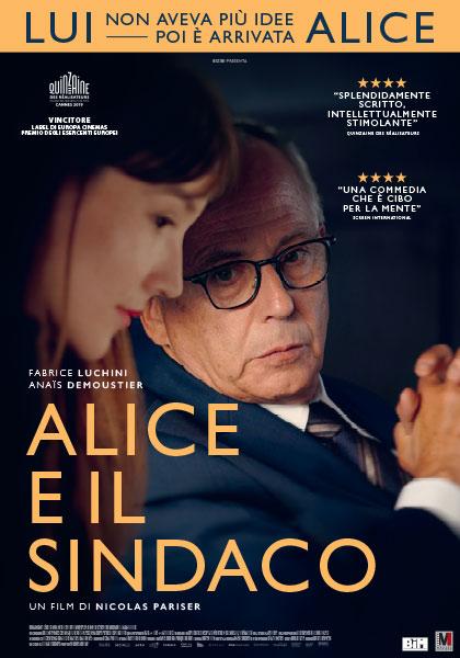 Locandina italiana Alice e il sindaco