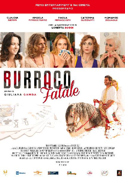 Locandina Burraco fatale