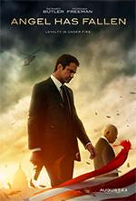 Poster Attacco al potere 3 - Angel Has Fallen  n. 1