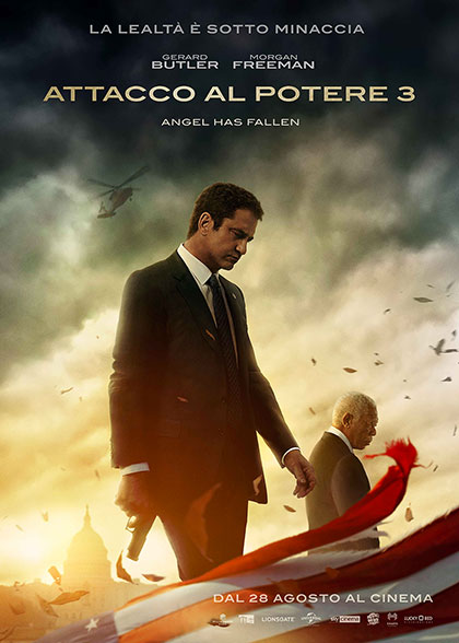 Trailer Attacco al potere 3 - Angel Has Fallen