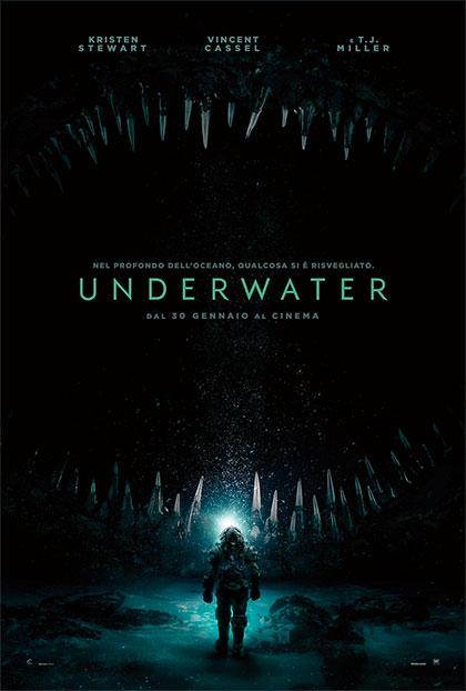 Trailer Underwater