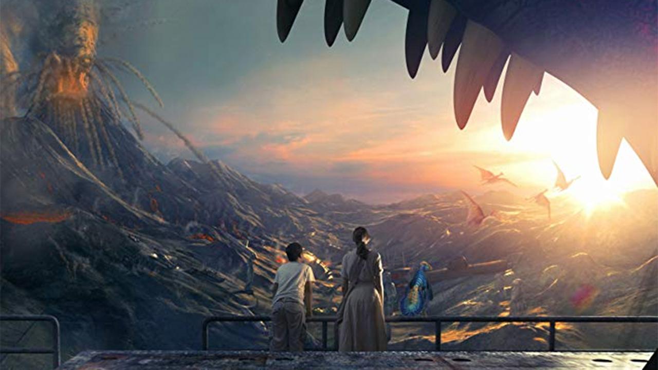 Viaggio nell'isola dei dinosauri (DVD)