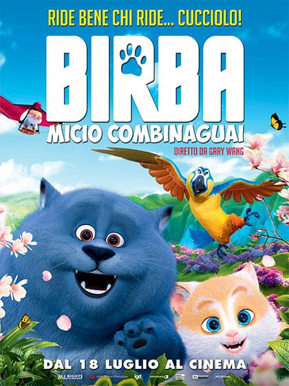 Trailer Birba - Micio Combinaguai