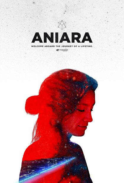 Locandina italiana Aniara